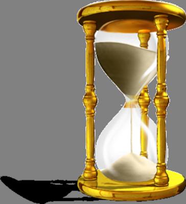 Sand Clock PSDs