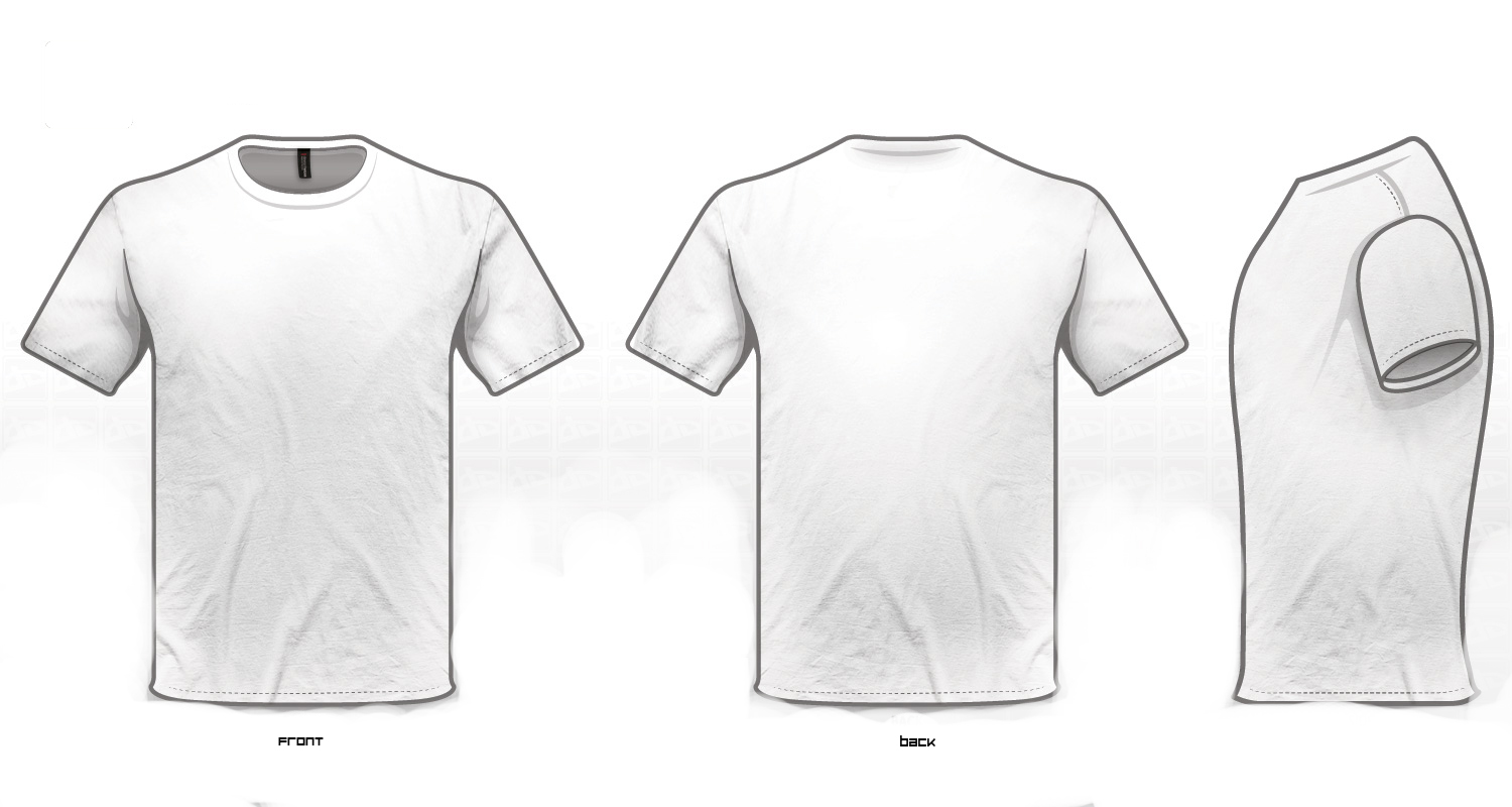13 white t shirt template images blank white t shirt template plain white t shirt template. Black Bedroom Furniture Sets. Home Design Ideas