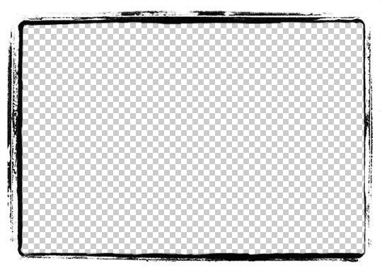 Transparent Borders Photoshop