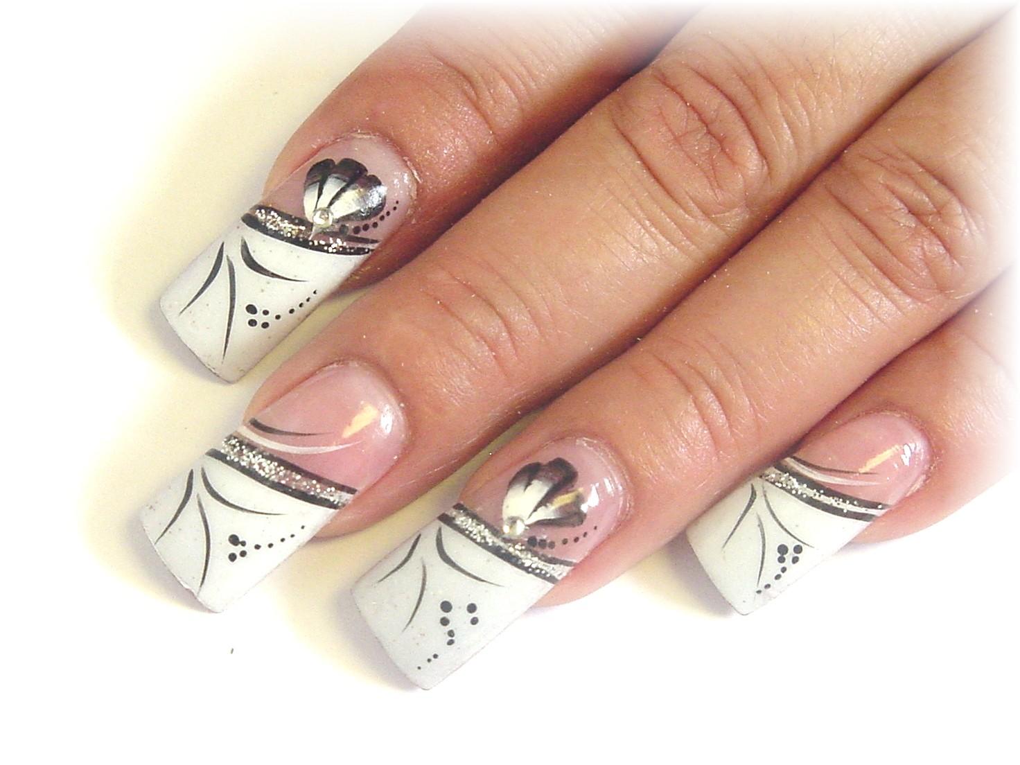 12 Nail Design Ideas Images