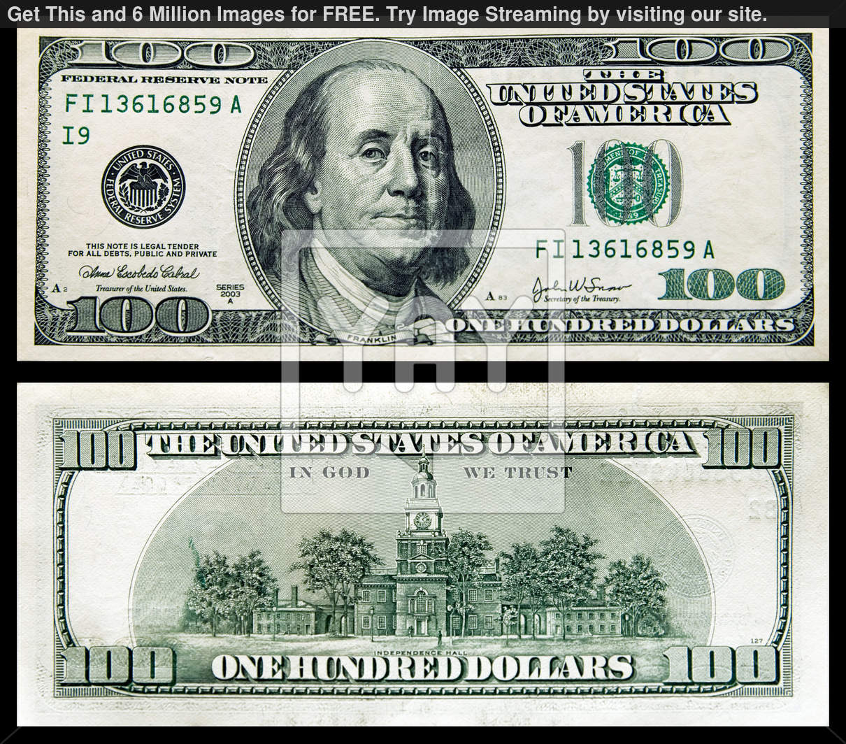 12 100 Dollar Bill Psd Images Without