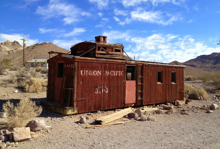 Abandoned Ghost Towns Las Vegas