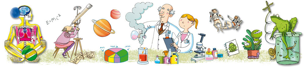 All About Science Books for Kids
