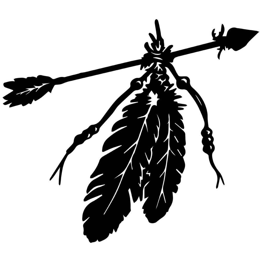 13 Indian Feather Graphics Images - Native American Indian ...