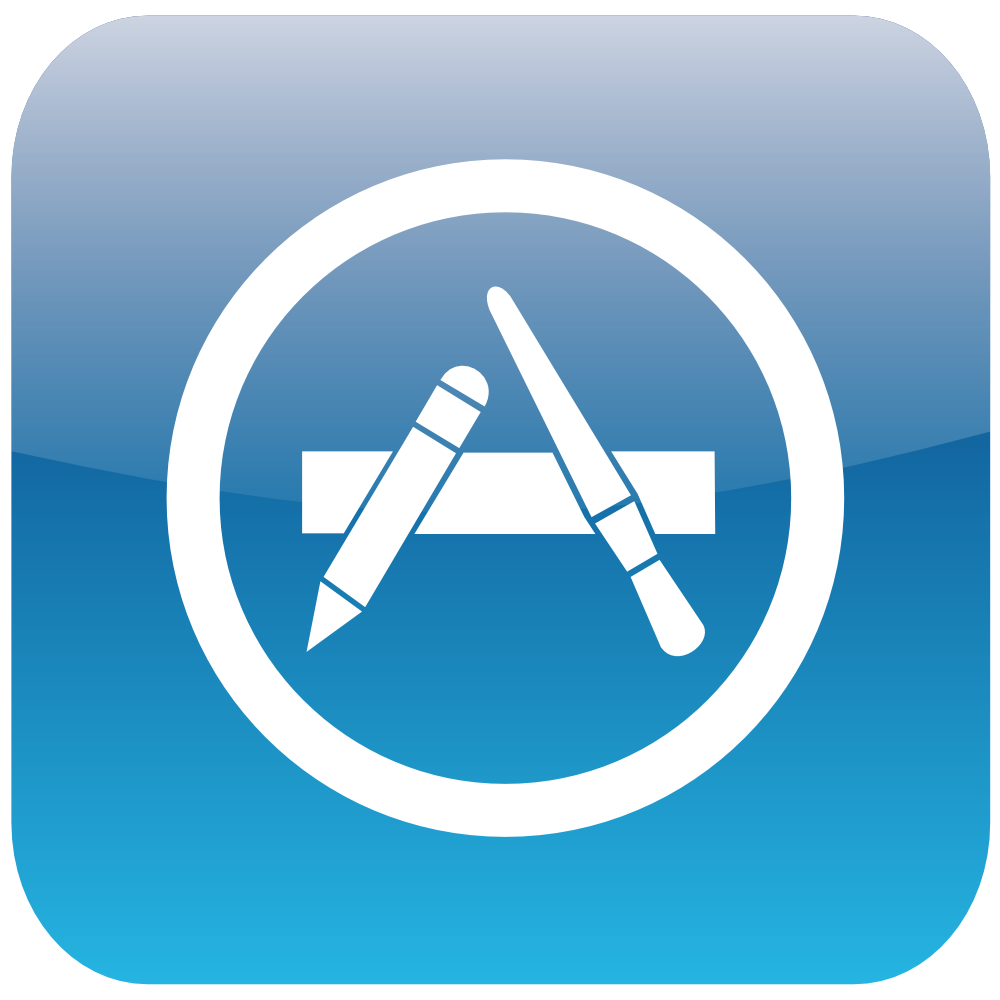 16 Apple App Store IPad Icon Images