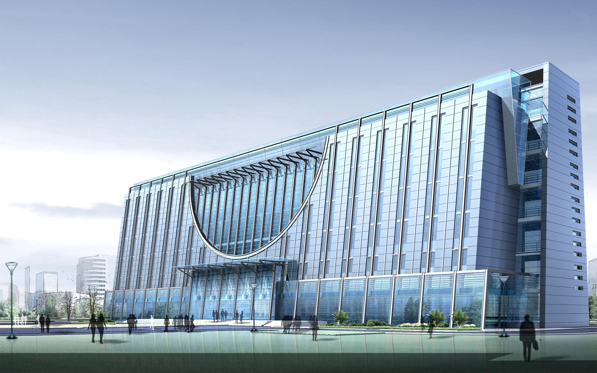 Architecture Commercial Buildings Design