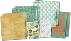 Baby Boy Scrapbook Kit
