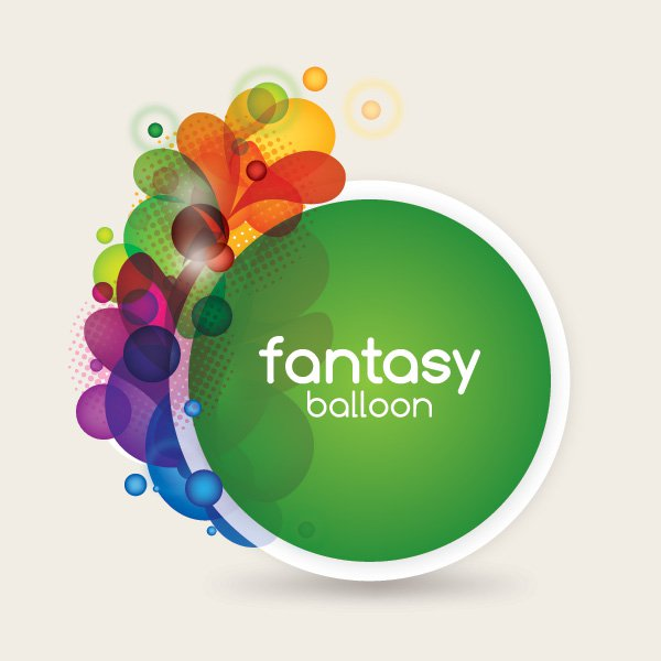 Balloons Free Vector Graphics
