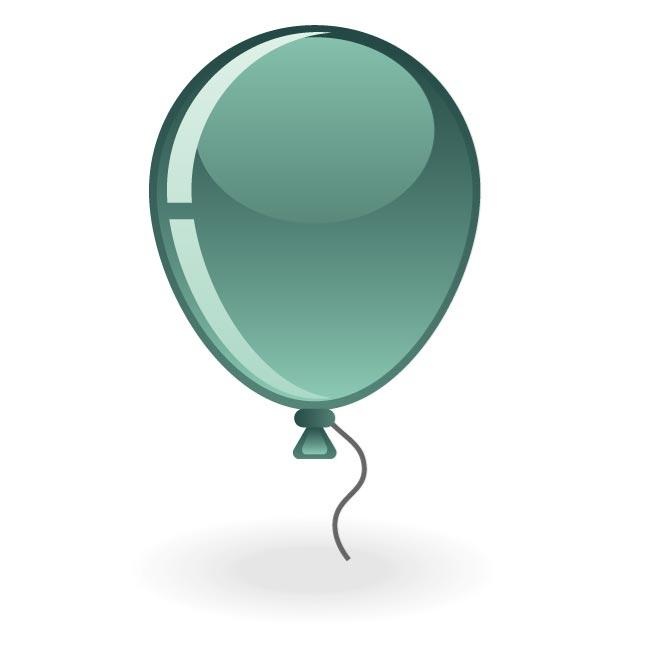 Balloons Vector Art Graphics