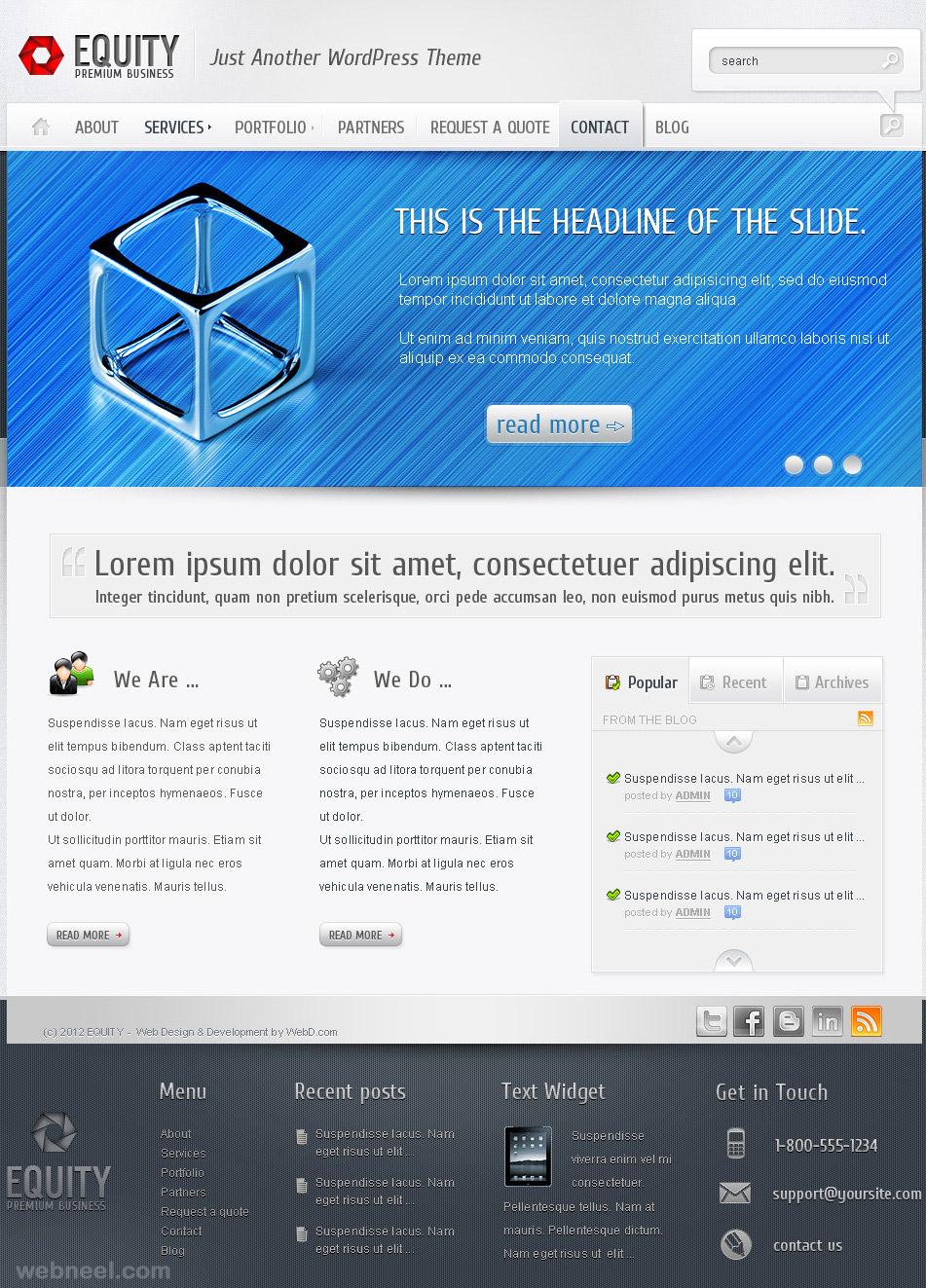 Best Corporate Website Designs