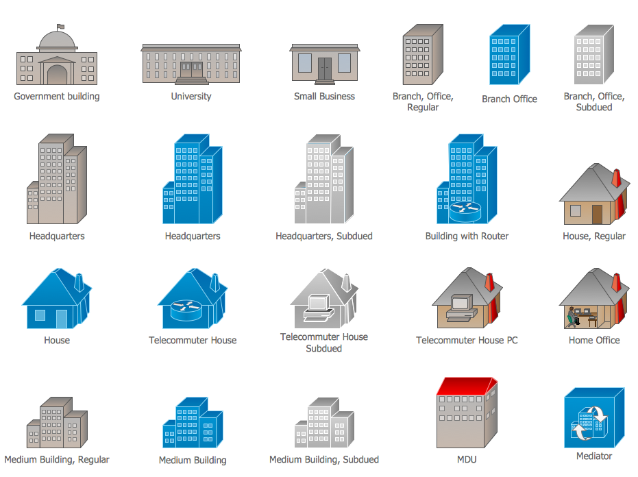 12 Cisco Bldg Icon Images