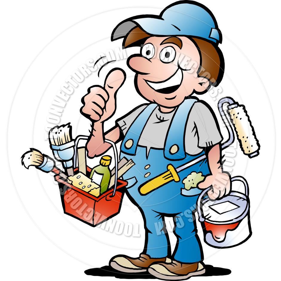16 handyman vector graphics images handyman logo clip Professional Painter Clip Art Professional Painter Clip Art