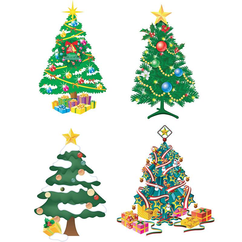 Christmas Tree Vector Free.16 Christmas Tree Vector Graphics Images Christmas Tree