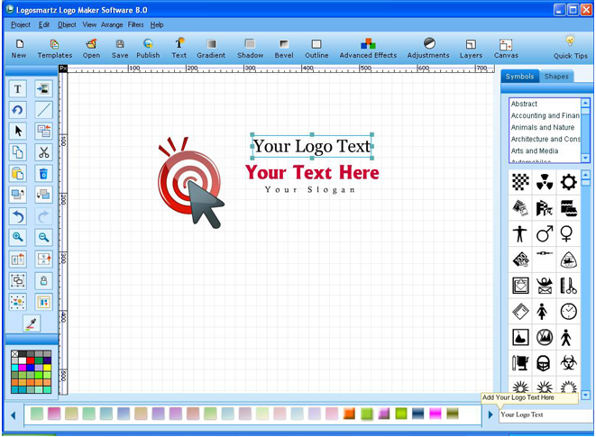 Create Make Your Own Logo