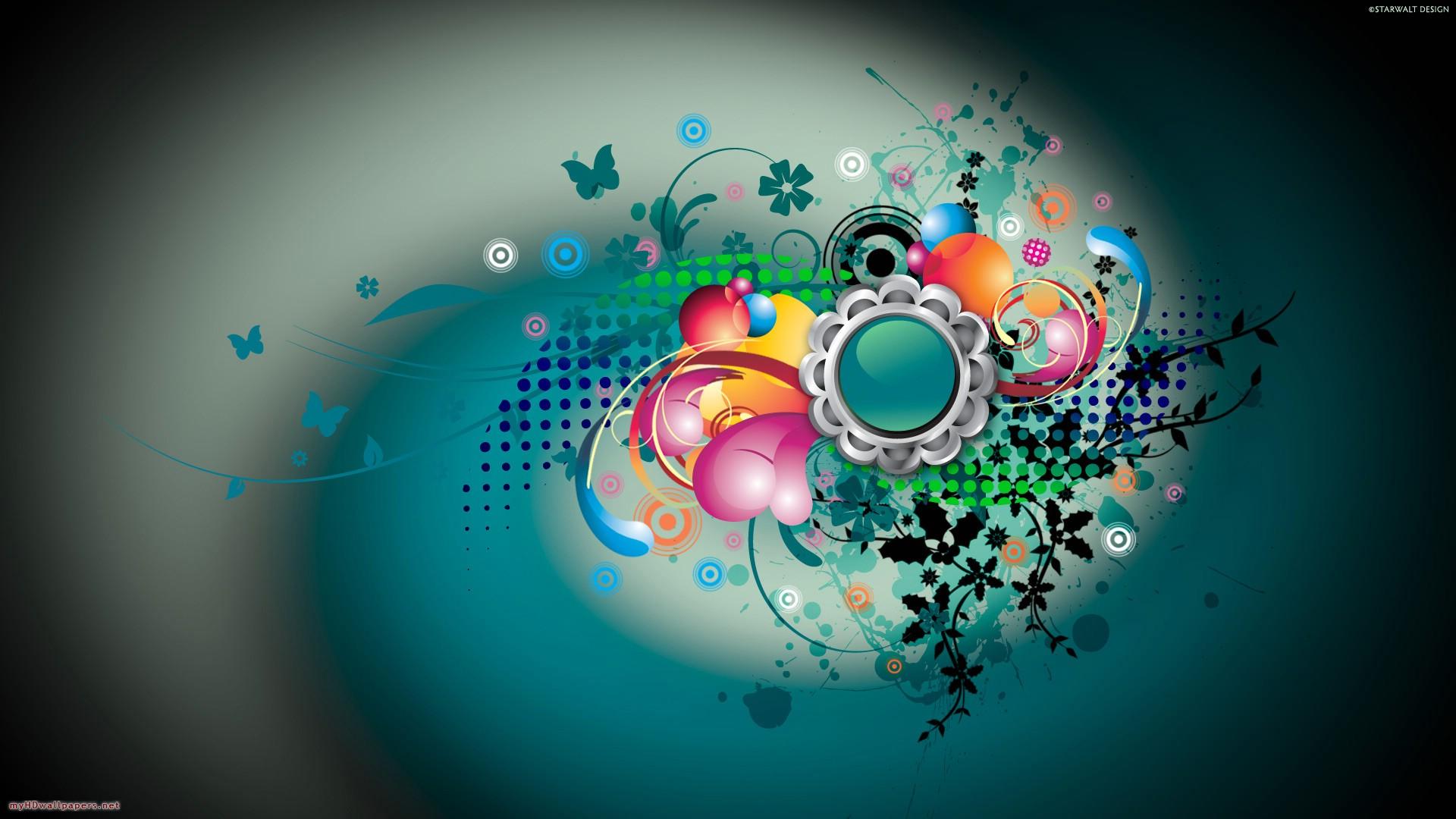 Cute Design Desktop Backgrounds