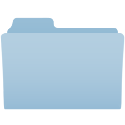 Desktop Folder Icons