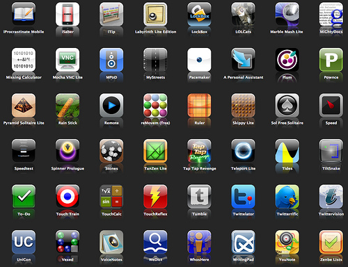 Download Apps for iPod Touch