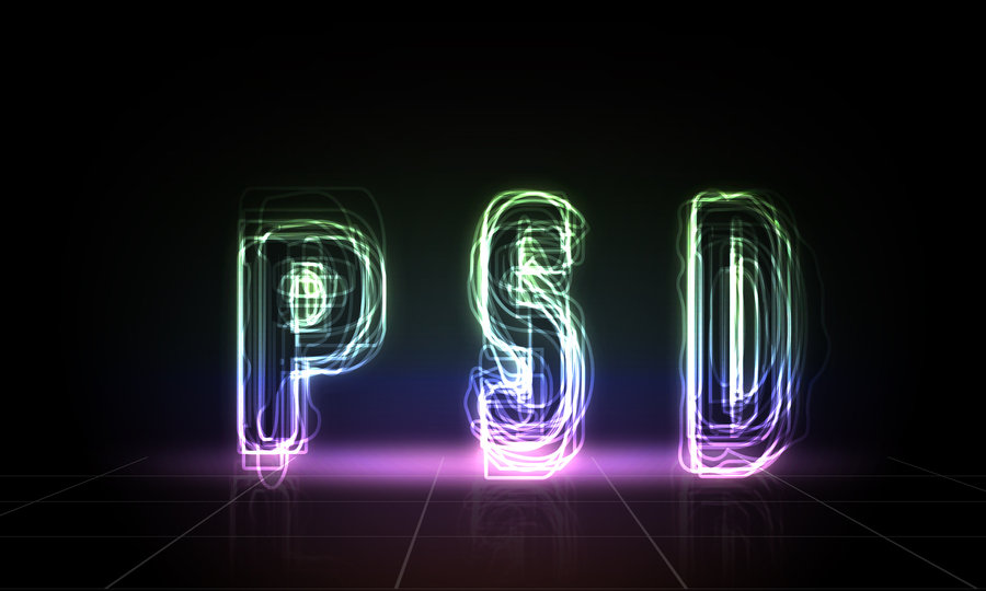 Download PSD Text Effects