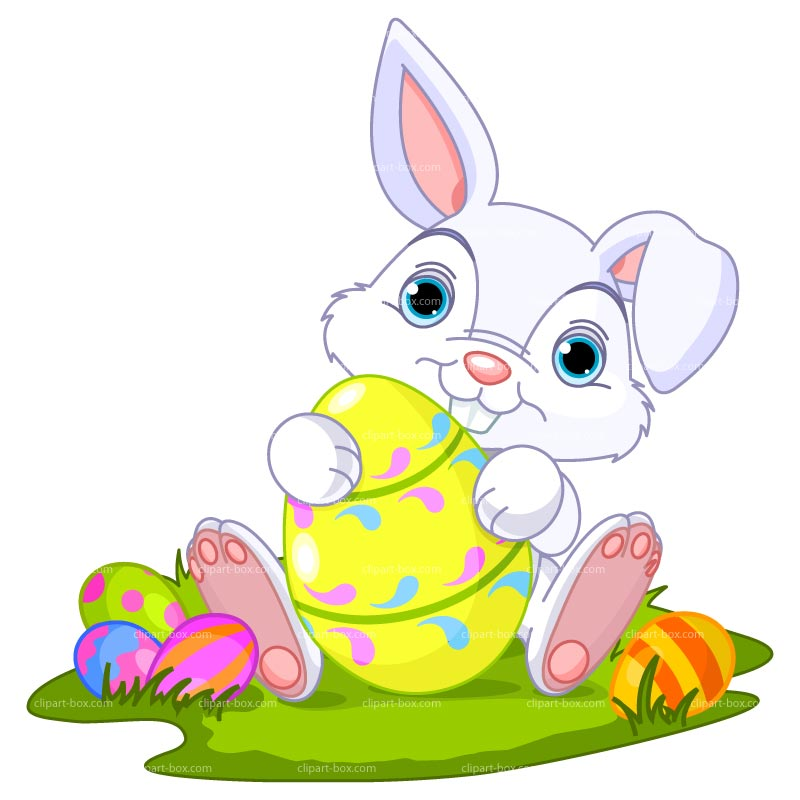 Easter Bunny Clip Art Free