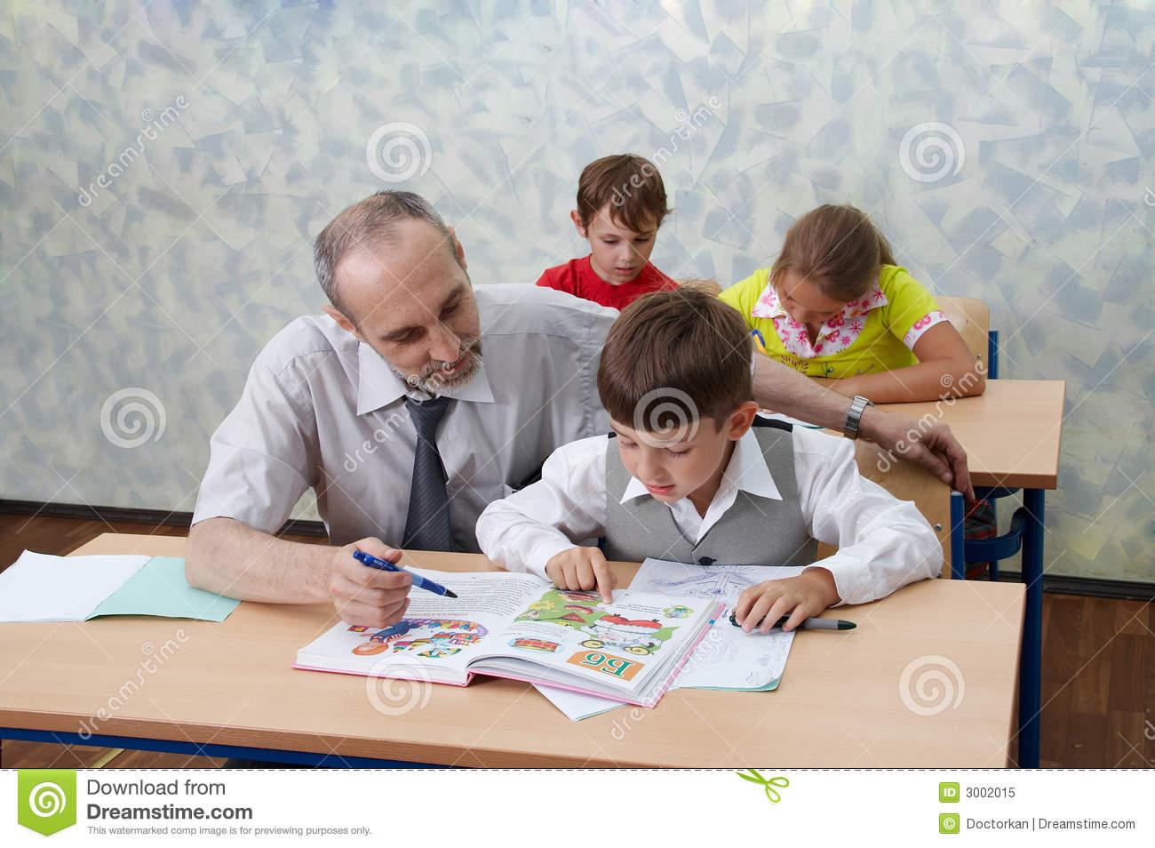 Учительница и ученик 40 8 фотография