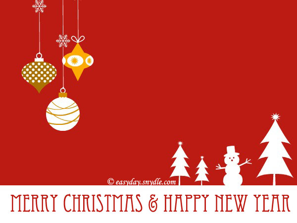 11 Free Printable Christmas Card Templates Images