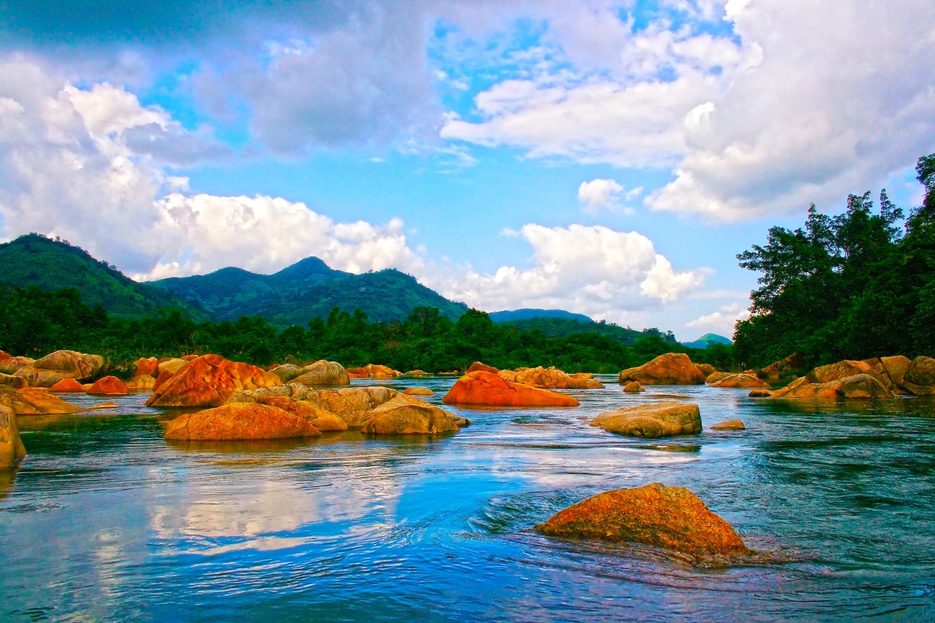 Free Public Domain Landscapes