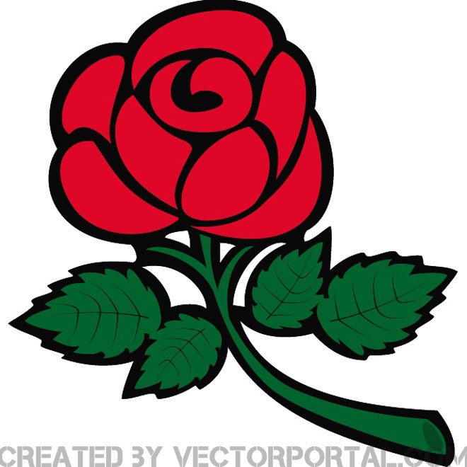 Free Vector Graphic Roses