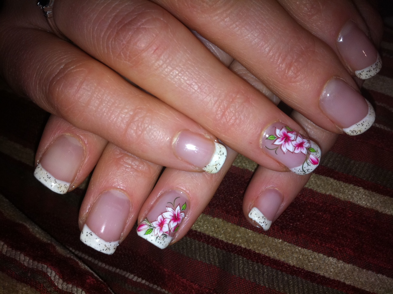15 French Design Nail Art Gallery Images