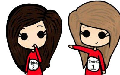 Girl Tumblr Cartoon Icon Maker