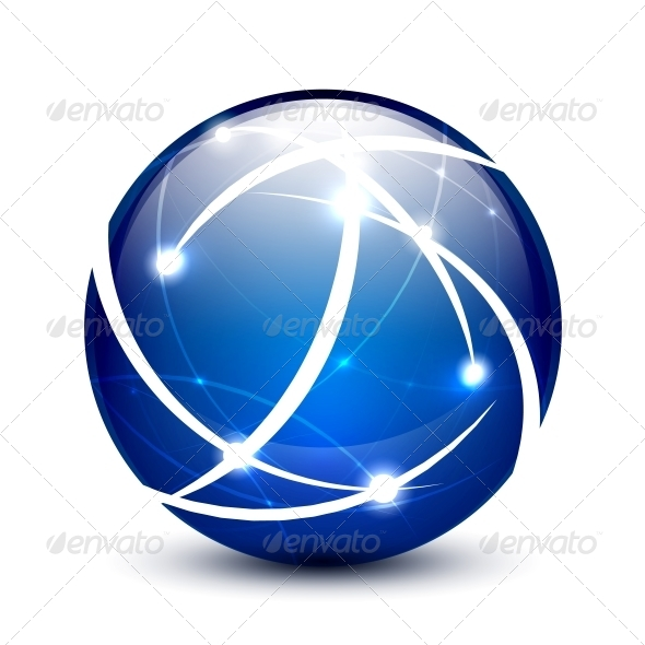 7 Globe Vector Graphic Extended Element Images