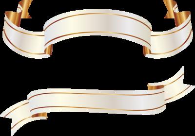 Gold Banner PSD