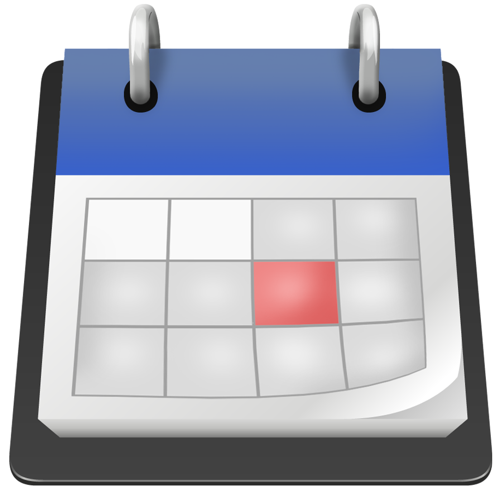 Calendar Icon Transparent Background : Purple calendar icon png images black