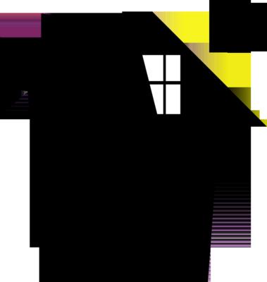11 House Logo PSD Images