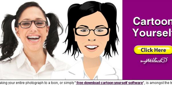 How to Make Yourself into a Cartoon
