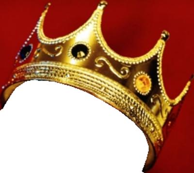 6 Gold Crown PSD Images - Gold Crown Tiara Clip Art, King ...