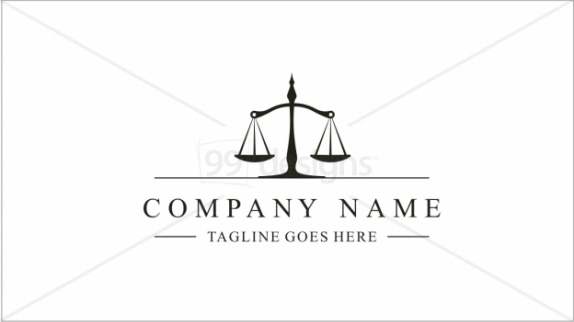 18 Free Legal Logo Templates Images