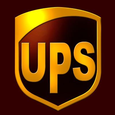 Logo UPS United Parcel Service