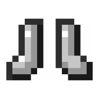 12 Minecraft Icon Boots Images
