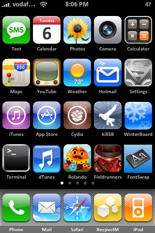 19 IPod Touch App Icons Images