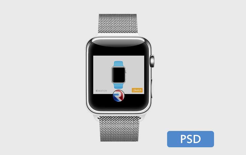 PSD Apple Watchfaces