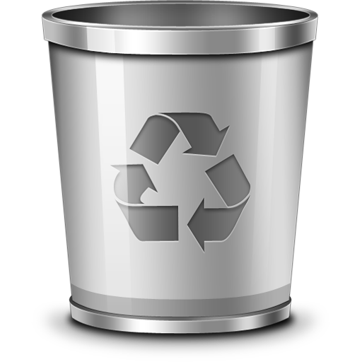 11 Recycle Bin Icon PNG 512 Images