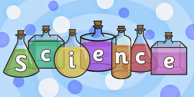 Science Banner Display