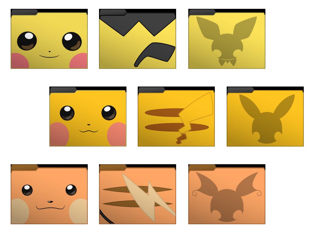 Shiny Pokemon Icons