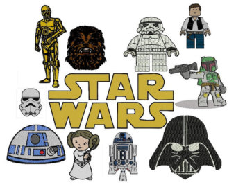 13 Star Wars Machine Embroidery Font Images - Star Wars Font Star Wars Alphabet Font And Star ...