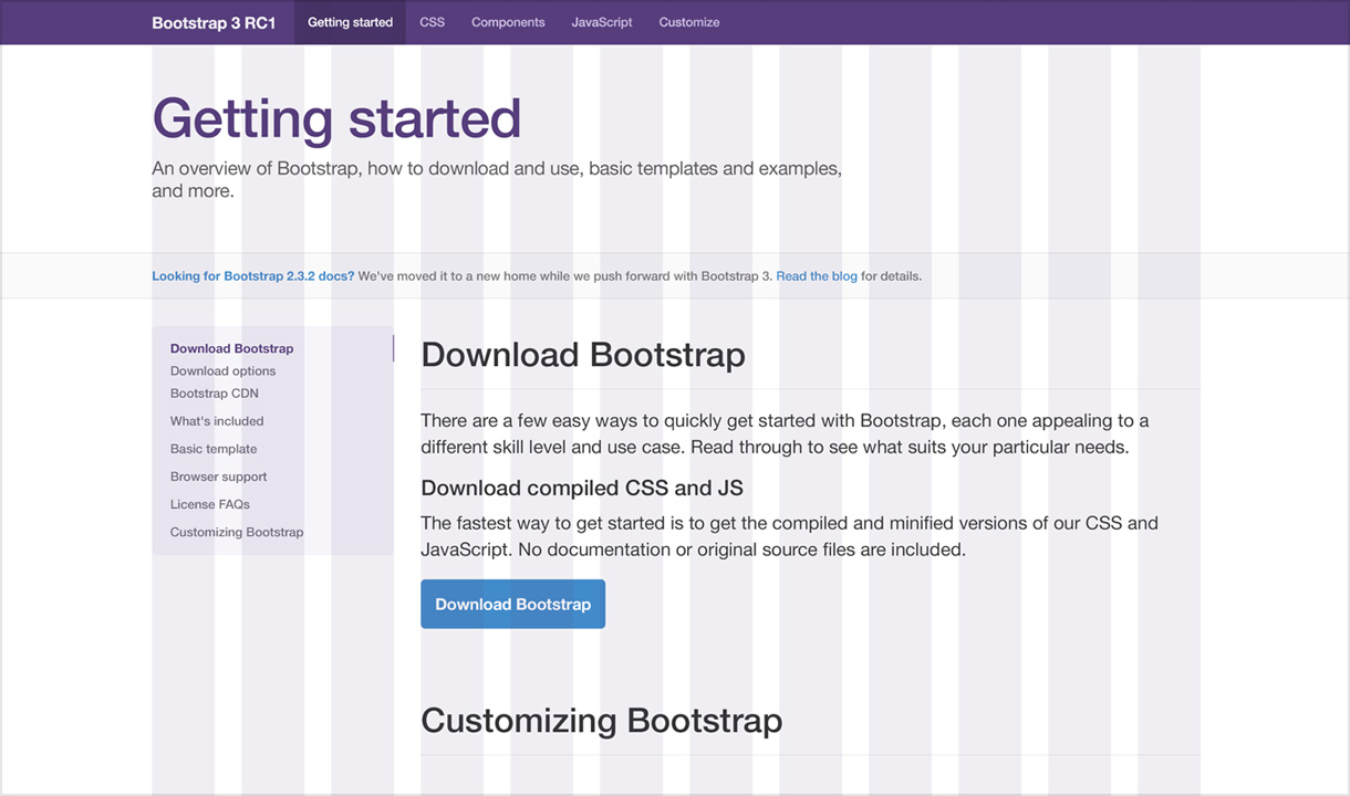 Nice Bootstrap Templates Psd Images Gallery >> Shopfine Modern ...
