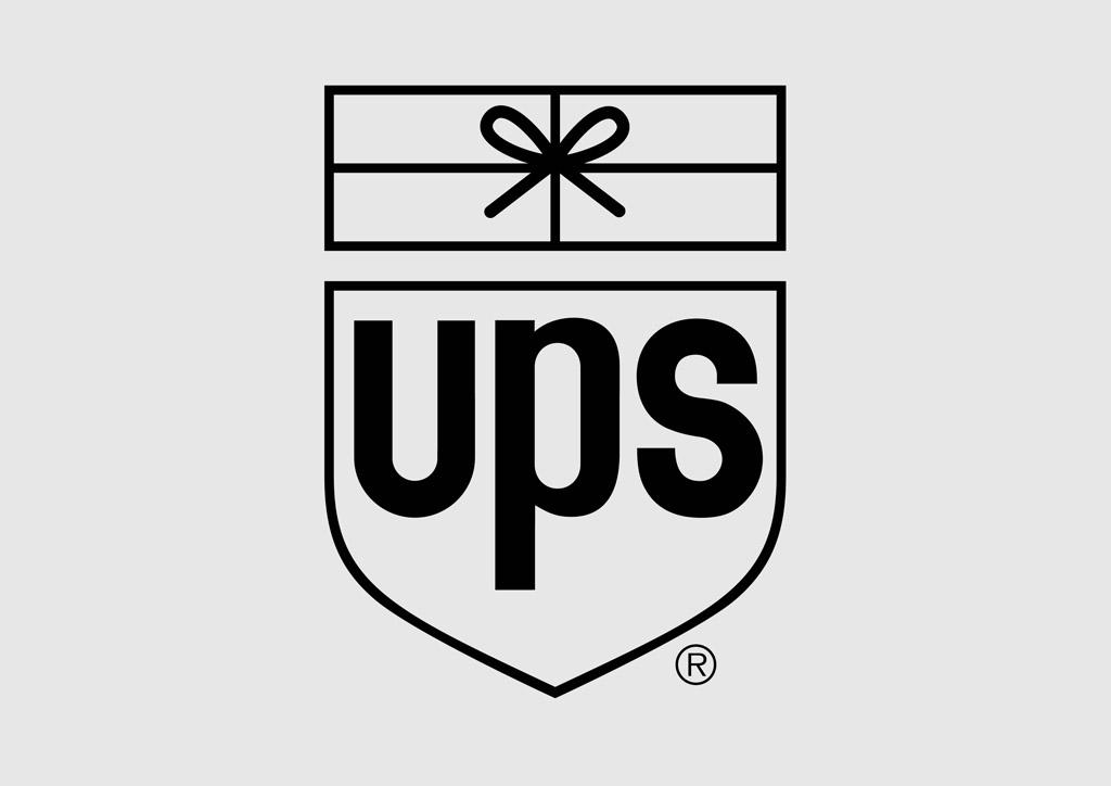 UPS United Parcel Service Logo Vector