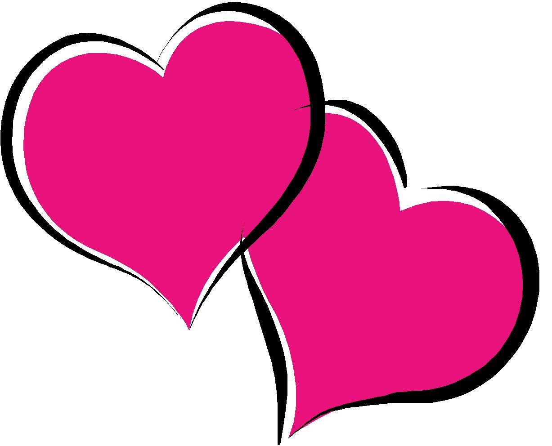 13 Heart Designs Clip Art Images