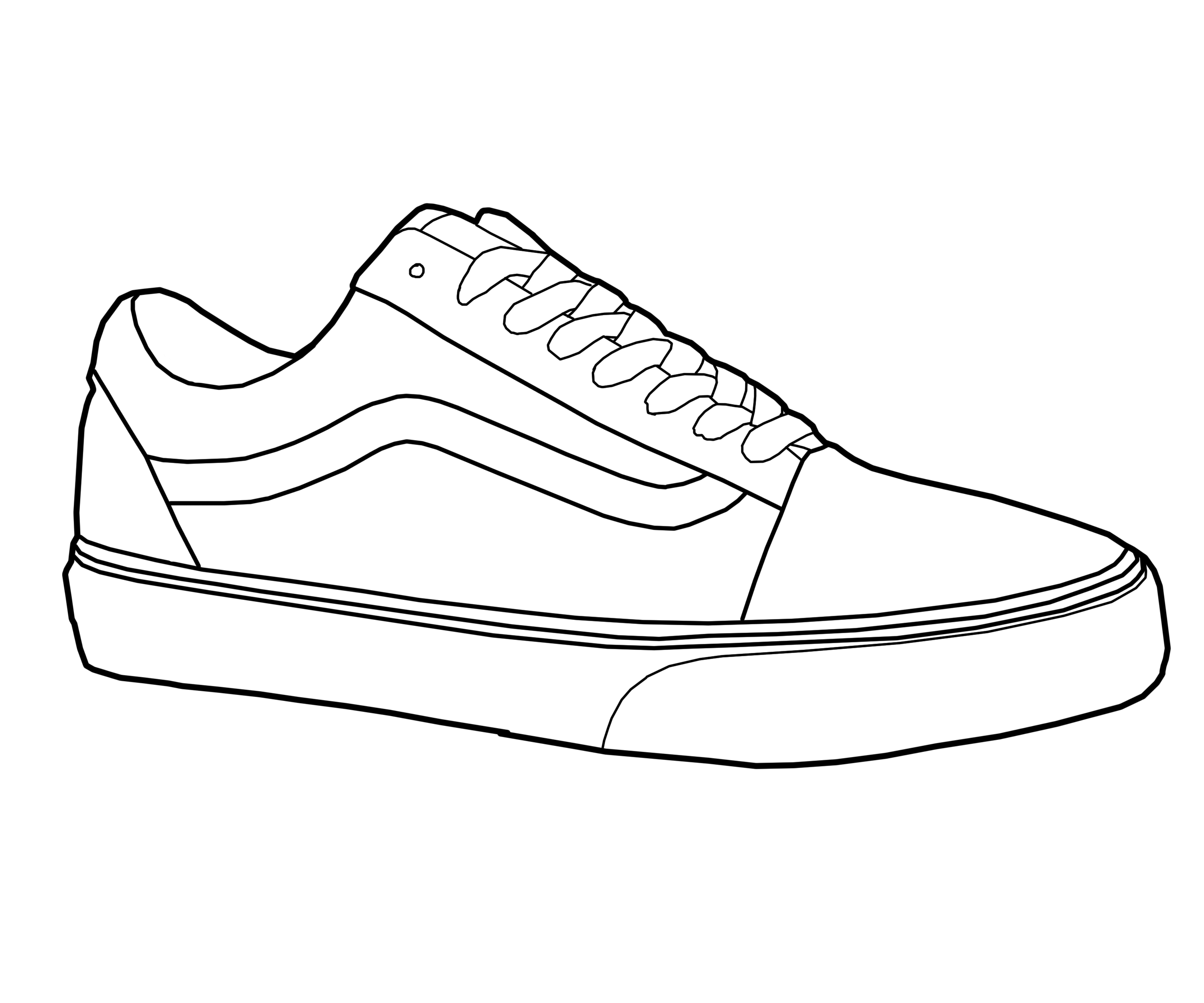 16 Shoe Vector Art Images