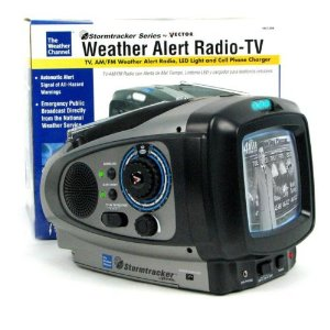 16 Vector Weather Alert Radio Images