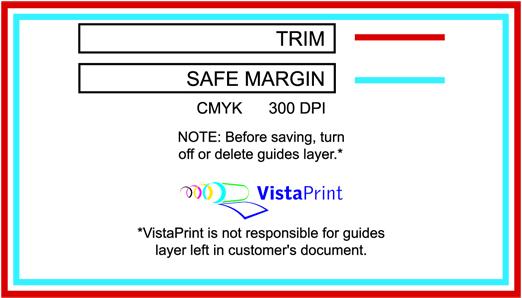 14 Vistaprint Business Card Psd